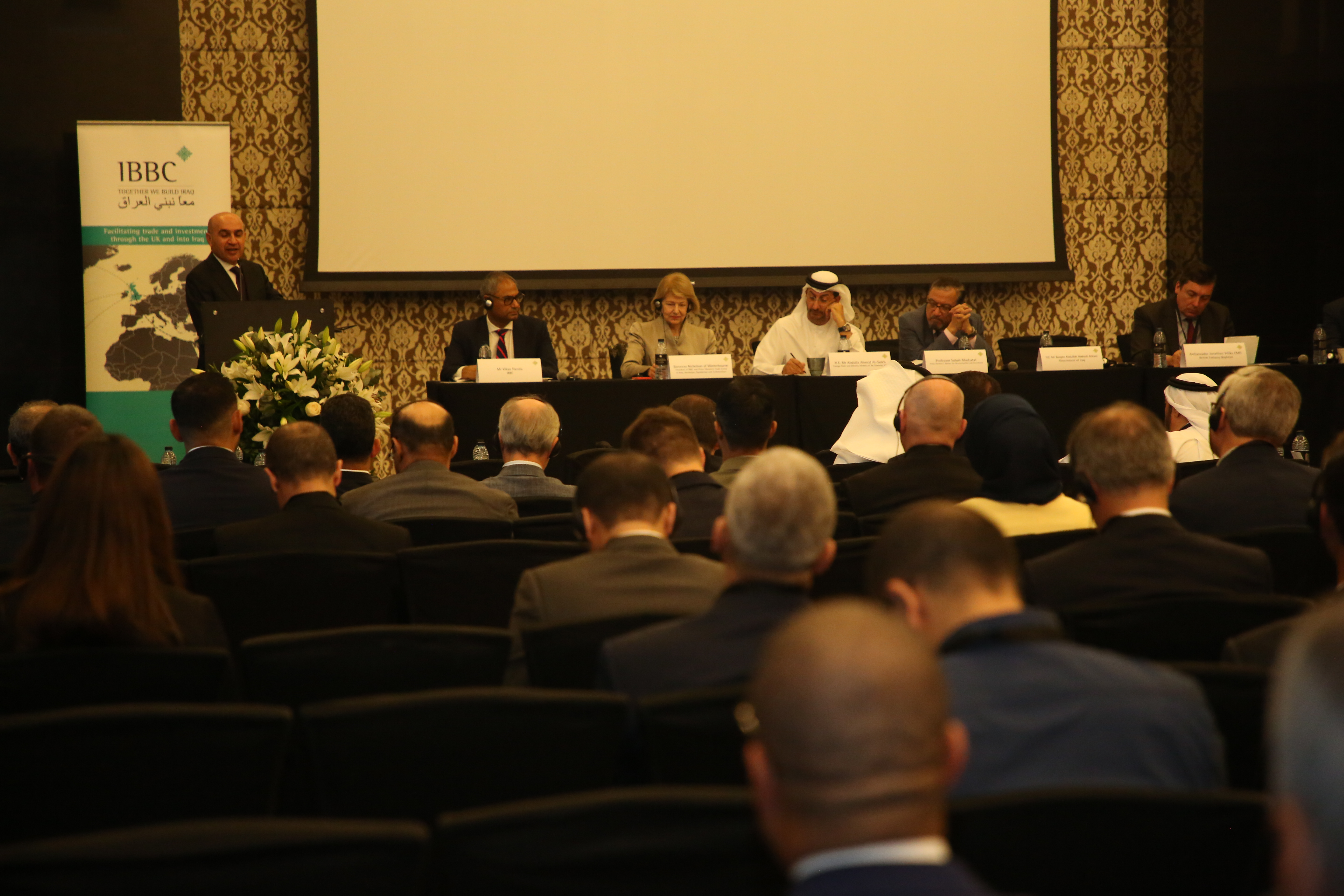 IBBC Autumn Conference in Dubai 25 Nov, Speakers Announced – Session 1 Logistics – Imports/Exports, People & Goods 6D9A1427