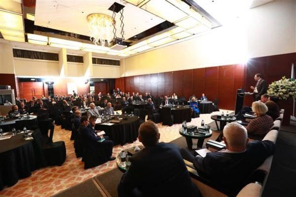 IBBC Autumn Conference in Dubai 25 Nov, Speakers Announced – Session 1 Logistics – Imports/Exports, People & Goods Conference-Hall-Shot-4-600x400-Small-600x400