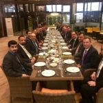 IBBC visit to Baghdad 10-12 November, Meetings held with new Government Administration & Officials Dinner-Picture-to-use-150x150